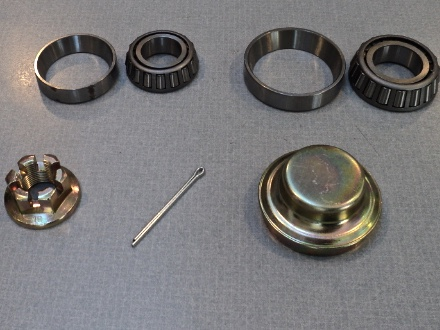 Rebuildable HD Hub Replacement Parts